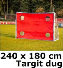 Target dug - 180 x 240 cm