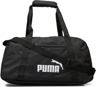 Puma Phase Sports Bag Bags Weekend & Gym Bags Svart PUMA
