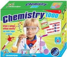 Chemistry 1000 - Indeholder 73 seje forsøg