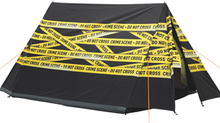 Easy Camp Tält brottsplats-design