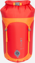 Exped Waterproof Telecompression Bag S red