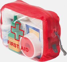 Exped Clear Cube First Aid S assorted