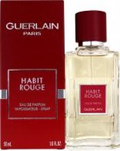 Guerlain Habit Rouge Eau de Parfum 50ml Spray