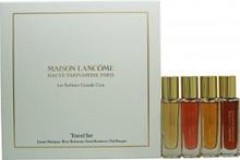 Lancôme Les Parfums Grands Crus Gift Set 14ml Jasmins Marzipane EDP + 14ml Rôses Berberanza EDP + 14ml Oud Bouquet EDP + 14ml Santal Kardamon EDP