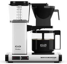 Kaffebryggare KBG962, AO White Metallic