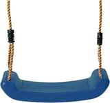 Swing King Gungsits plast blå