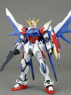MG Build Strike Gundam Full Package - 1/100