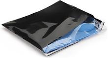 Farbige Versandbeutel 500 x 460 mm, schwarz