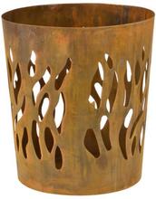 Esschert Design bålkurv FF216, rund, rust