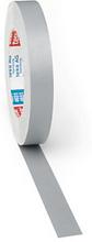tesa Premium Gewebebänder grau, 25 mm breit