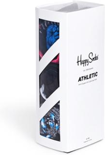 Happy Socks Strumpor Athletic Box Star