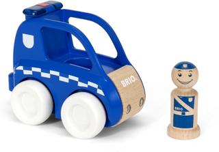 Polisbil med ljus- och ljud, My Home Town, BRIO (30377)