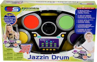 Jazzin Drum, Elektroniska trummor