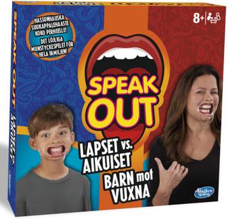 Speak Out Kids vs. Parents SE/FI, Hasbro