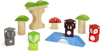 Forest Animal Blocks, Brio (30439)