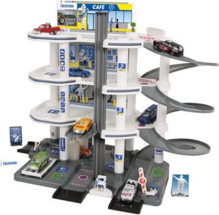 Garage, Vit, Michelin