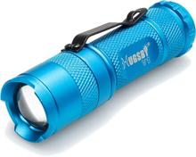 Briv Ficklampa V1 3W Cree XPE2-Blå