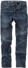 Shine Original - Slim Fit Jeans Ash Blue -Jeans - mørkeblå