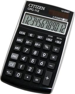 Citizen CPC-112 Basic + lommeregner