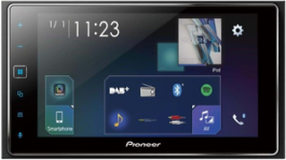 SPH-DA130DAB - digital modtager - display 6.2 tommer - in-dash enhed - Double-DIN -