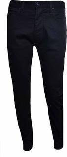 Armani Jeans män J45 svart Slim Fit Jeans