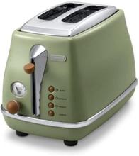 Toast Vintage Icon - Delonghi CTOV 2103.GR