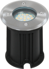 Smartwares LED-jordspot 3 W sort 5000.461