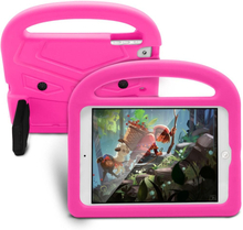 iPad Mini 1/2/3/4/(2019) Børne cover - Sparrow Kickstand Cover - Pink