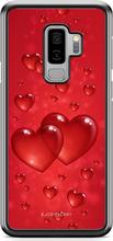 Samsung Galaxy S9 Plus Skal - Hjärtan