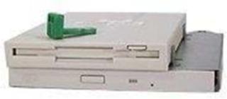 cd / floppy kombodrev - CD-ROM (Læser) - IDE / Parallel ATA -