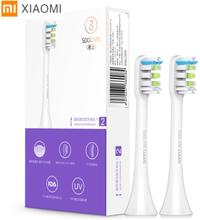 Original Xiaomi 2PCS SOOCAS Replacement Toothbrush Head for SOOCAS / SOOCARE X3 Mi Home APP Control Bluetooth Teethbrush