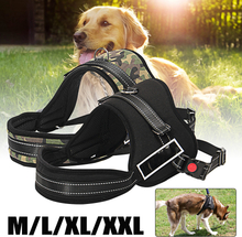 Control Dog Pulling Harness Einstellbare Unterstützung Comfy Pet Pitbull Training