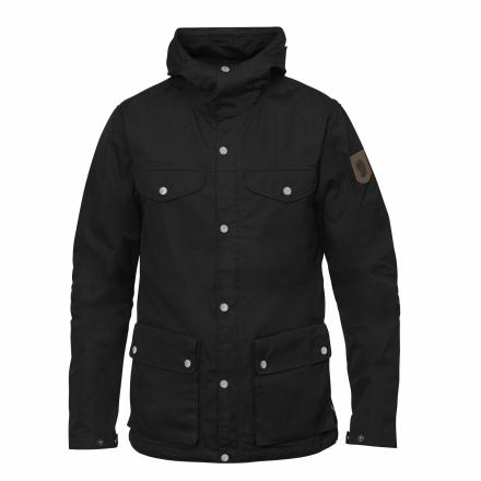 Fjällräven Greenland Jacket M Black