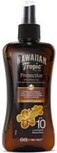 Hawaiian Tropic Protective Dry Spray Oil SPF 20 200 ml