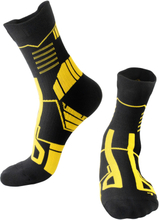 Männer lange Tube Sportsocken Nylon Atmungsaktive Wicking Socks Laufen Wandern Socken