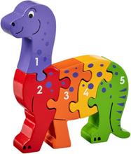 Pusseldjur Dino 1-5