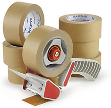Set Papier Packband 50 m x 50 mm