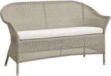 Lansing 2-sits soffa taupe