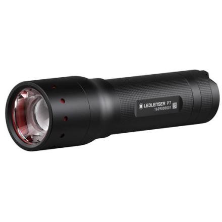 Led Lenser P7 Håndlygte, 450 Lumen