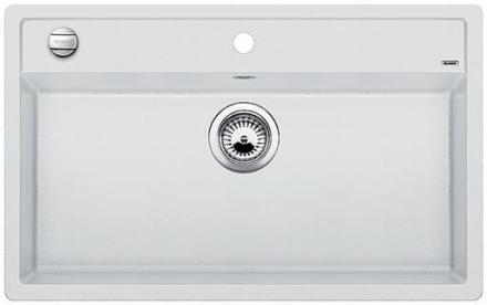 Blanco Dalago 8-F MX Køkkenvask 80,5x50 cm, Silgranit, Hvid
