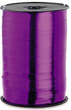 Geschenkband hochglänzend violett