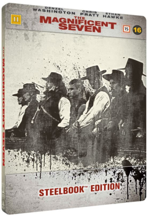 The Magnificent Seven (Blu-Ray Steelbook)