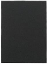 Deckblätter, Karton, schwarz