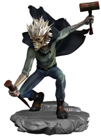 Iron Maiden Legacy of the Beast - Vampire Hunter Eddie
