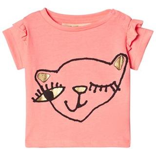 Soft Gallery Sif T-shirt Neon Orange Blinky 24 months