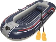 Bestway 61110, Rejse/fritid, Oppustelig båd, Flerfarvet, PVC, 4 person(er), 270 kg