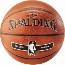Spalding NBA Silver Series i / udendørs match bold