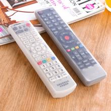 Silikon Gummi TV Fernsteuerung Staubdichte Decke Gerät Aufbewahrungstasche