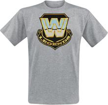 WWE - Legends -T-skjorte - grå
