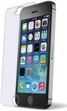 Cellularline Second Glas, Hardt Beskyttelsesglass til iPhone 5/5S